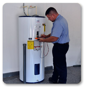 You may just be in need of a hot water heater repair. Our plumbers have the knowledge and experience to diagnosis your hot water heater problem. & Hot Water Heaters Hot Water Heater Repair (954) 578-1080
